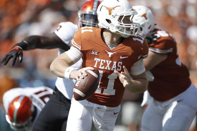 Oklahoma State vs. Texas - 10/27/18 College Football Pick, Odds, and Prediction