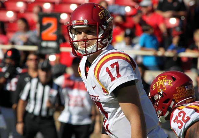 Iowa State vs. TCU - 10/28/17 College Football Pick, Odds, and Prediction