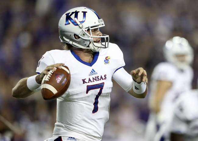 Kansas vs. Oklahoma - 11/18/17 College Football Pick, Odds, and Prediction