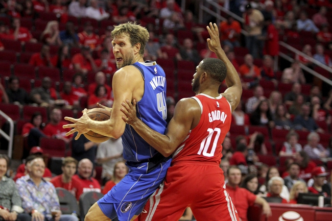 Dallas Mavericks vs. Houston Rockets - 1/24/18 NBA Pick, Odds, and Prediction