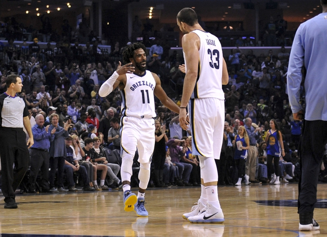 Memphis Grizzlies vs. Atlanta Hawks - 10/19/18 NBA Pick, Odds, and Prediction