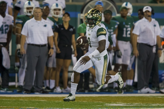 USF vs. Houston - 10/28/17 College Football Pick, Odds, and Prediction