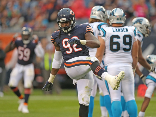 Chicago Bears vs. Carolina Panthers - 8/8/19 NFL Pick, Odds, and Prediction