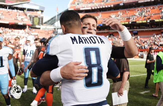 Cleveland Browns vs. Tennessee Titans - 9/8/19 NFL Pick, Odds, and Prediction