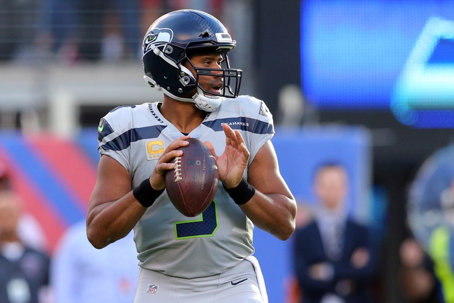 Houston Texans at Seattle Seahawks - 10/29/17 NFL Pick, Odds, and Prediction