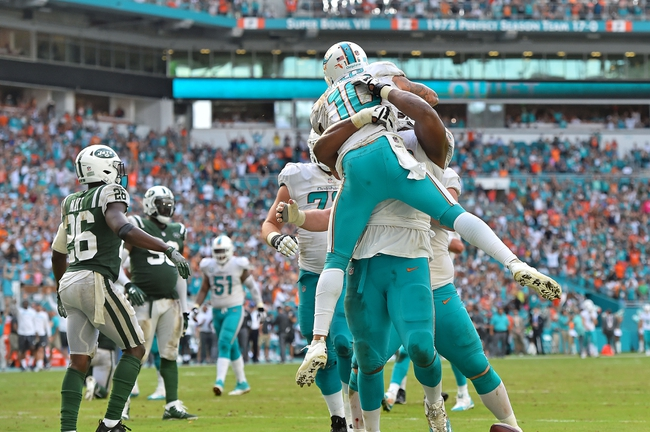 Miami Dolphins at New York Jets - 9/16/18 NFL Pick, Odds, and Prediction