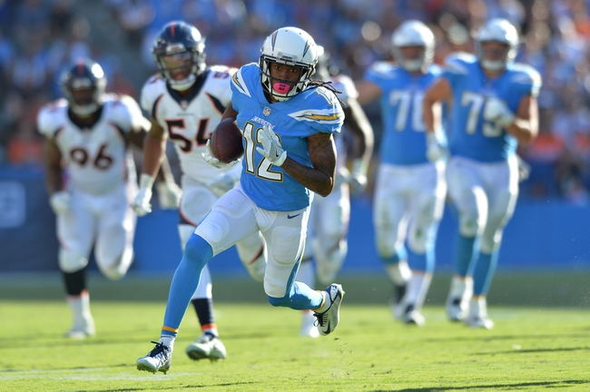 Los Angeles Chargers at New England Patriots - 10/29/17 NFL Pick, Odds, and Prediction