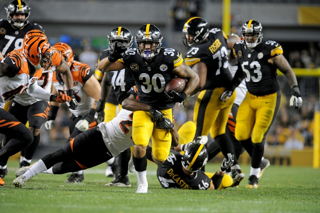 Pittsburgh Steelers at Cincinnati Bengals - 12/4/17 NFL Pick, Odds, and Prediction