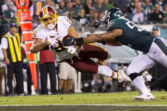 Philadelphia Eagles vs. Washington Redskins - 12/3/18 NFL Pick, Odds, and Prediction