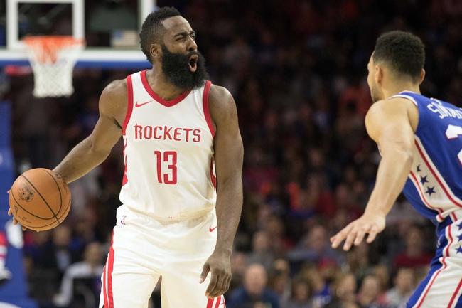 Houston Rockets vs. Philadelphia 76ers - 10/30/17 NBA Pick, Odds, and Prediction