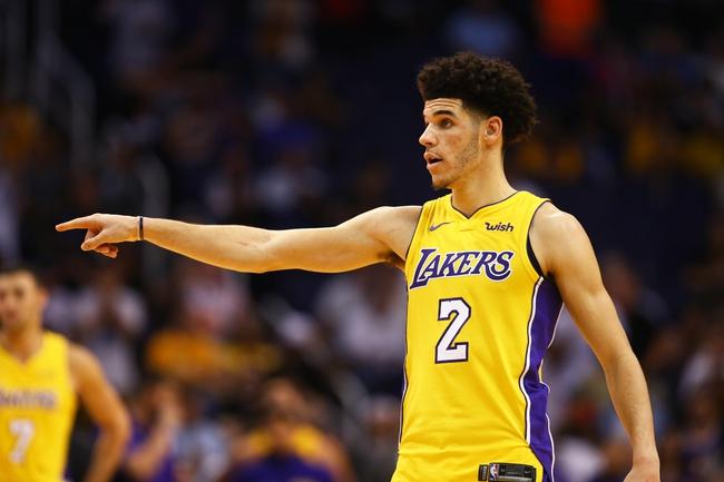 Phoenix Suns vs. Los Angeles Lakers - 11/13/17 NBA Pick, Odds, and Prediction
