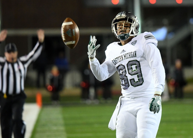 Eastern Michigan vs. Ball State - 11/2/17 College Football Pick, Odds, and Prediction