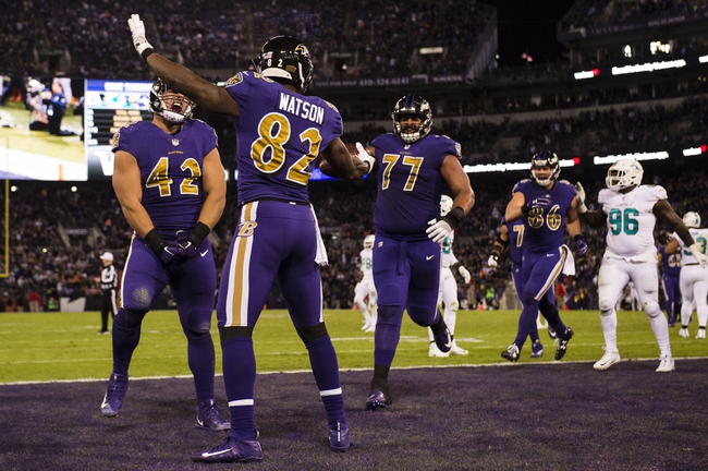 Baltimore Ravens at Tennessee Titans - 11/5/17 NFL Pick, Odds, and Prediction