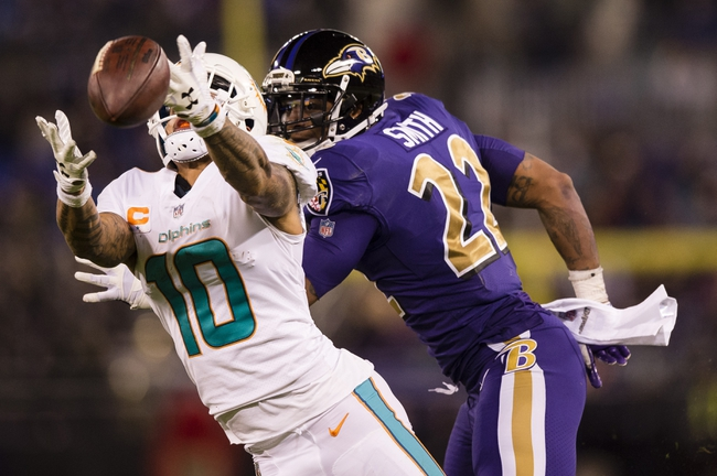 Baltimore Ravens at Miami Dolphins - 8/25/18 NFL Pick, Odds, and Prediction