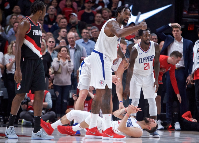 Los Angeles Clippers vs. Portland Trail Blazers - 1/30/18 NBA Pick, Odds, and Prediction