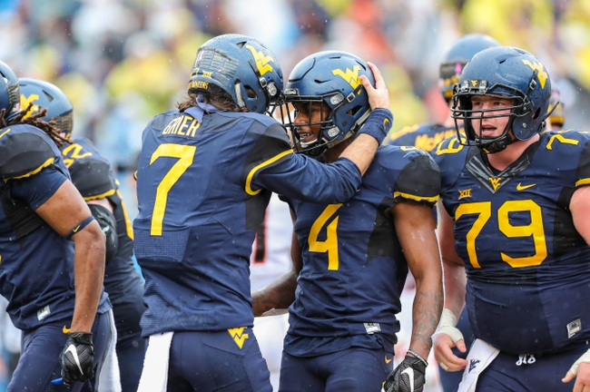 West Virginia vs. Iowa State - 11/4/17 College Football Pick, Odds, and Prediction