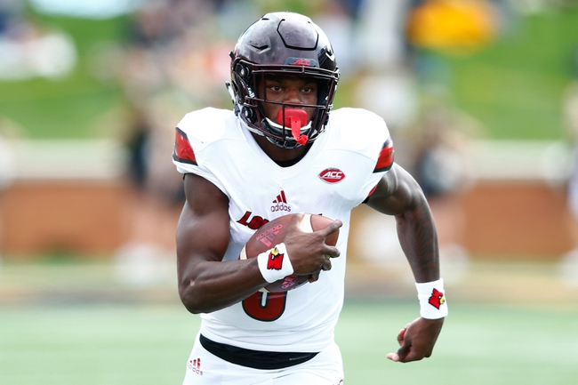 Louisville vs. Syracuse - 11/18/17 College Football Pick, Odds, and Prediction