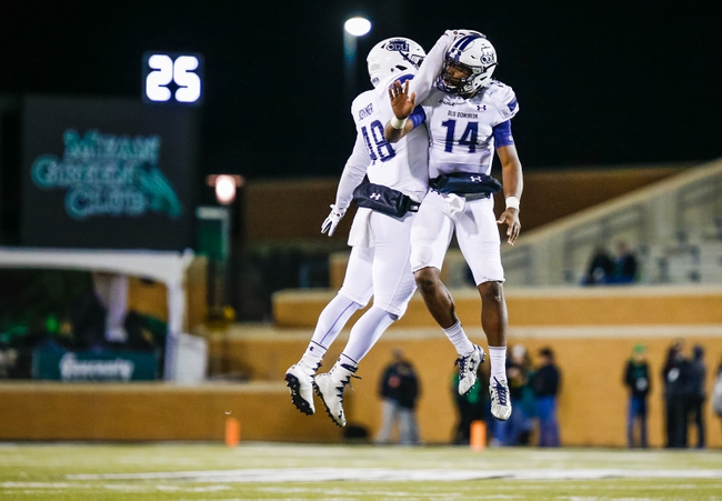 Middle Tennessee vs. Old Dominion - 11/25/17 College Football Pick, Odds, and Prediction