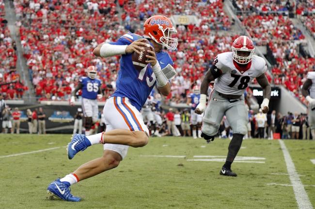 Missouri vs. Florida - 11/4/17 College Football Pick, Odds, and Prediction