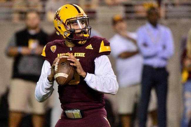 Arizona State vs. Colorado - 11/4/17 College Football Pick, Odds, and Prediction