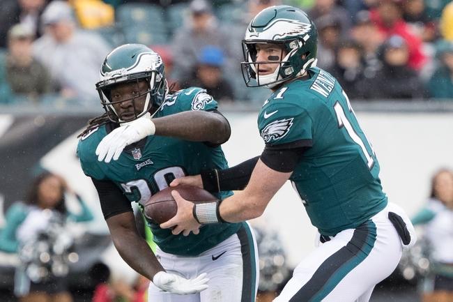 Denver Broncos at Philadelphia Eagles - 11/5/17 NFL Pick, Odds, and Prediction