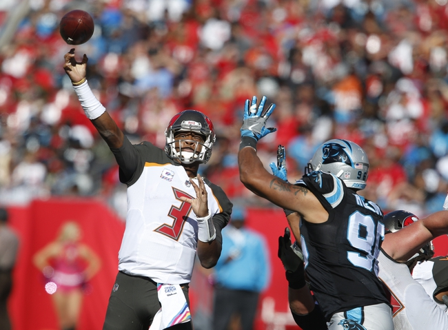 Carolina Panthers vs. Tampa Bay Buccaneers - 12/24/17 NFL Pick, Odds, and Prediction