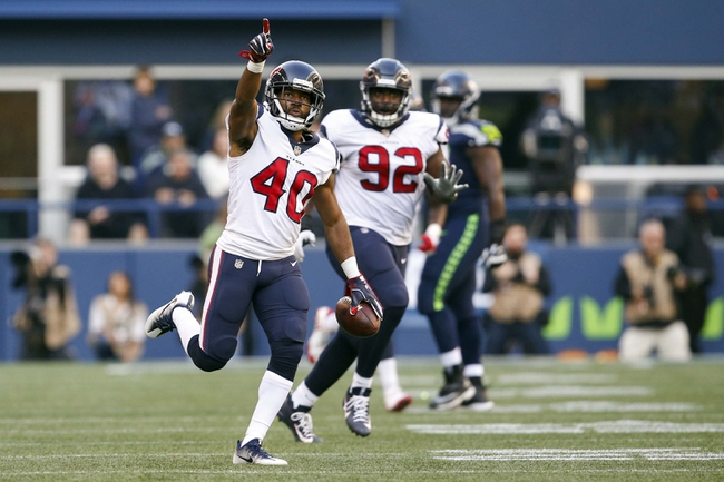 Houston Texans vs. Indianapolis Colts - 11/5/17 NFL Pick, Odds, and Prediction