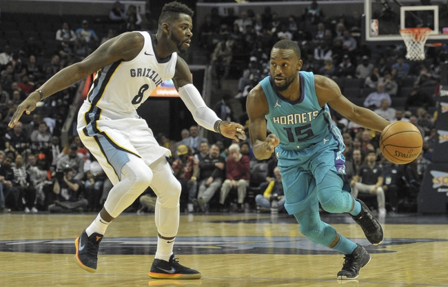 Charlotte Hornets vs. Memphis Grizzlies - 3/22/18 NBA Pick, Odds, and Prediction