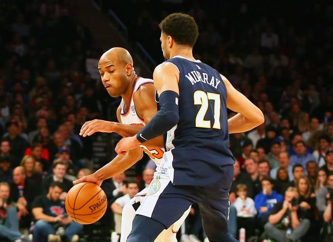 Denver Nuggets vs. New York Knicks - 1/25/18 NBA Pick, Odds, and Prediction