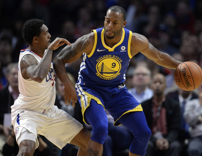 Los Angeles Clippers vs. Golden State Warriors - 1/6/18 NBA Pick, Odds, and Prediction
