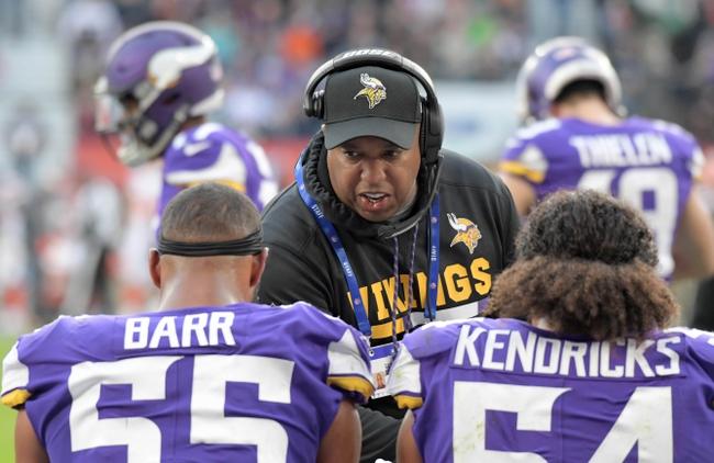 Minnesota Vikings vs. Los Angeles Rams - 11/19/17 NFL Pick, Odds, and Prediction