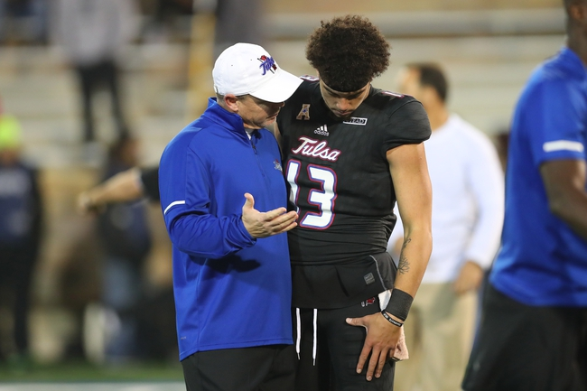 Tulsa vs. Arkansas State - 9/15/18 College Football Pick, Odds, and Prediction