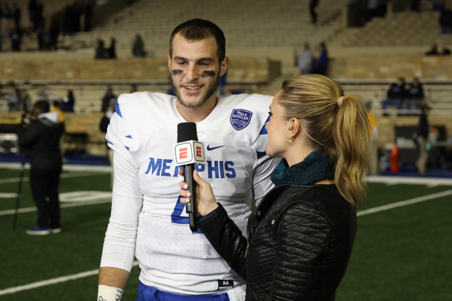 Memphis vs. SMU - 11/18/17 College Football Pick, Odds, and Prediction