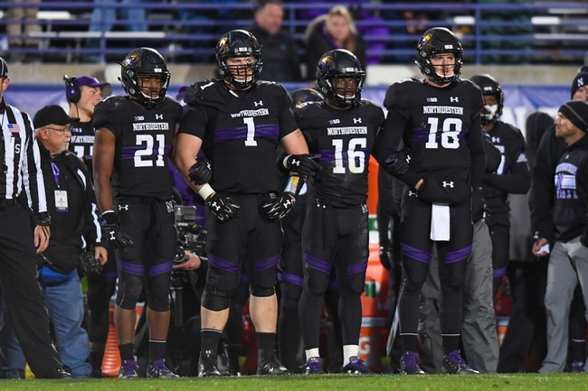 Northwestern vs. Purdue - 11/11/17 College Football Pick, Odds, and Prediction
