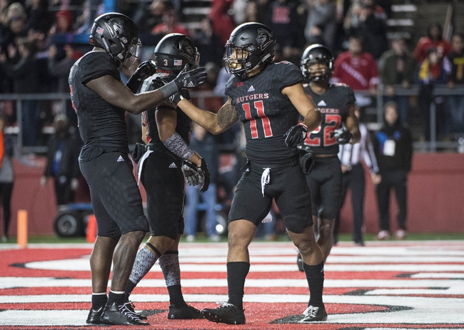 Rutgers vs. Texas State - 9/1/18 College Football Pick, Odds, and Prediction