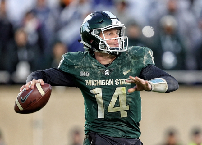 Michigan State vs. Maryland - 11/18/17 College Football Pick, Odds, and Prediction