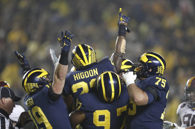 Michigan vs. Ohio State - 11/25/17 College Football Pick, Odds, and Prediction