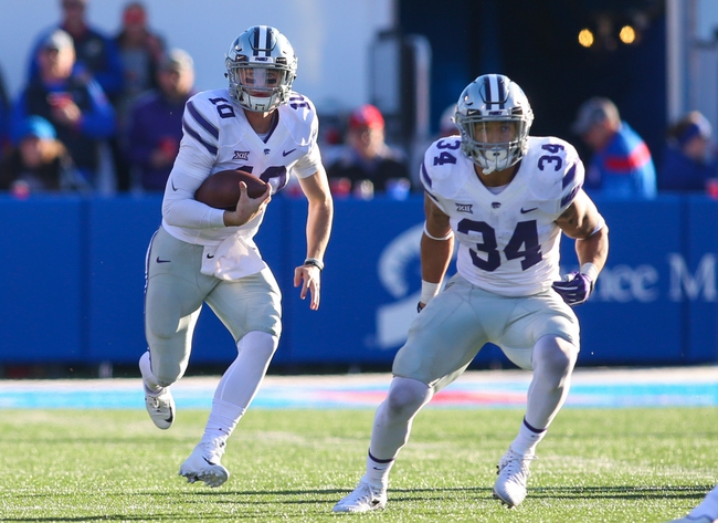 Kansas State vs. Iowa State - 11/25/17 College Football Pick, Odds, and Prediction