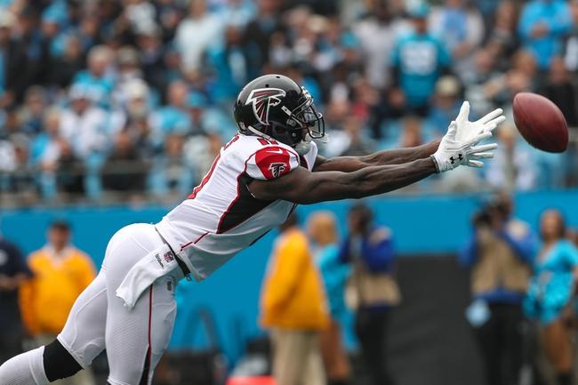 Dallas Cowboys at Atlanta Falcons - 11/12/17 NFL Pick, Odds, and Prediction