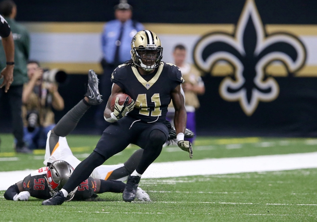 Tampa Bay Buccaneers vs. New Orleans Saints - 12/31/17 NFL Pick, Odds, and Prediction