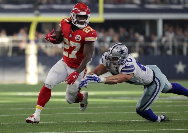 New York Giants vs. Kansas City Chiefs - 11/19/17 NFL Pick, Odds, and Prediction