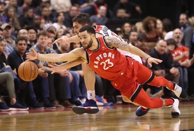 Toronto Raptors vs. Washington Wizards - 11/19/17 NBA Pick, Odds, and Prediction