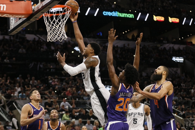 Phoenix Suns vs. San Antonio Spurs - 12/9/17 NBA Pick, Odds, and Prediction