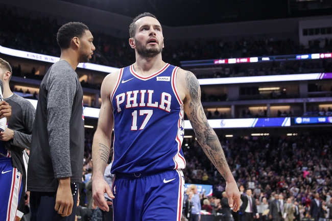 Philadelphia 76ers vs. Sacramento Kings - 12/19/17 NBA Pick, Odds, and Prediction