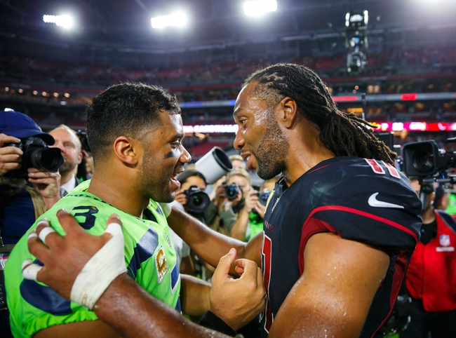 Seattle Seahawks vs. Arizona Cardinals - 12/31/17 NFL Pick, Odds, and Prediction