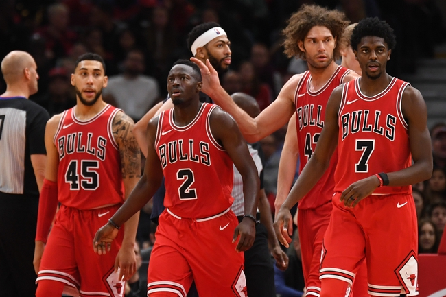 Chicago Bulls vs. New Orleans Pelicans - 9/30/18 NBA Pick, Odds, and Prediction