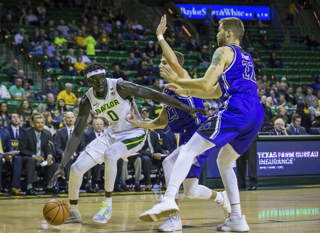 Baylor vs. Central Arkansas - 11/5/19 College Basketball Pick, Odds, and Prediction