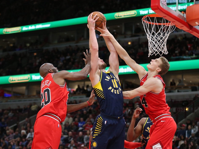 Indiana Pacers vs. Chicago Bulls - 12/6/17 NBA Pick, Odds, and Prediction