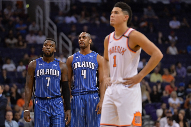 Orlando Magic vs. Phoenix Suns - 3/24/18 NBA Pick, Odds, and Prediction