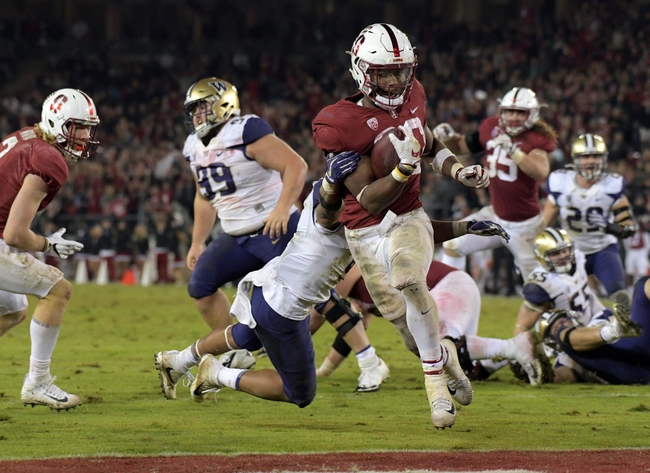 Stanford vs. California - 11/18/17 College Football Pick, Odds, and Prediction